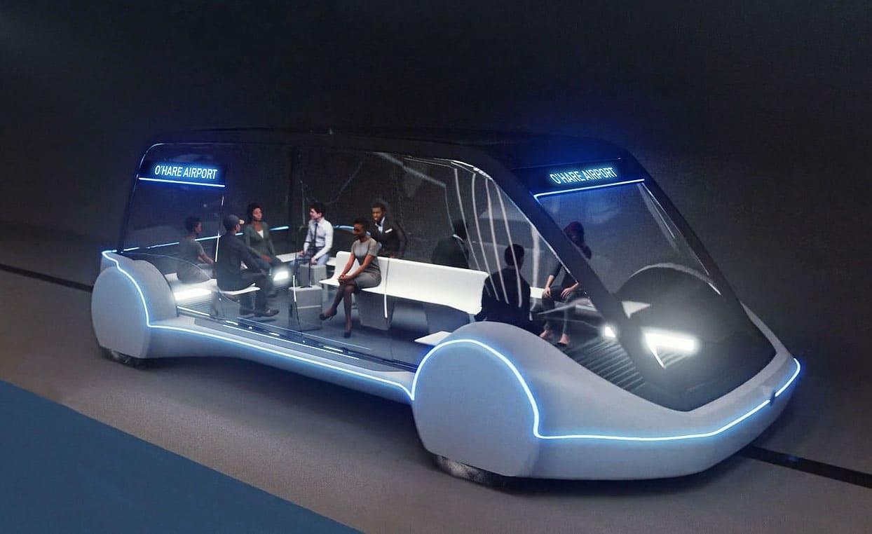 Las Vegas taps Elon Musk's Boring Company for transport project