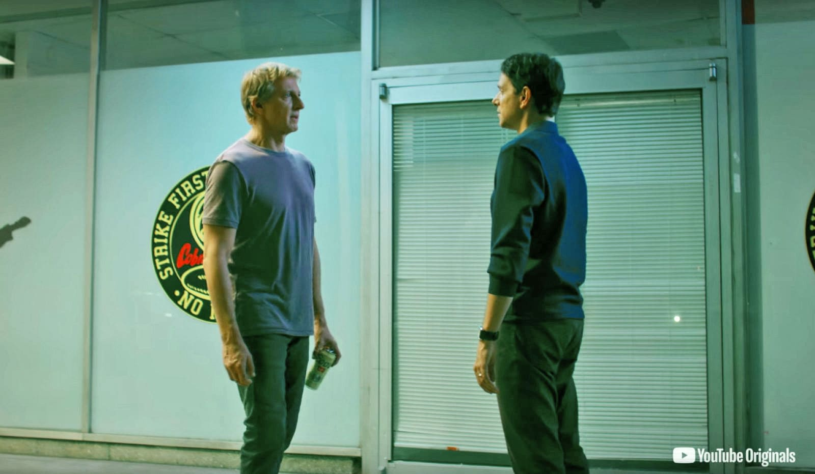 YouTube's 'Cobra Kai' season two trailer shows rival dojos preparing