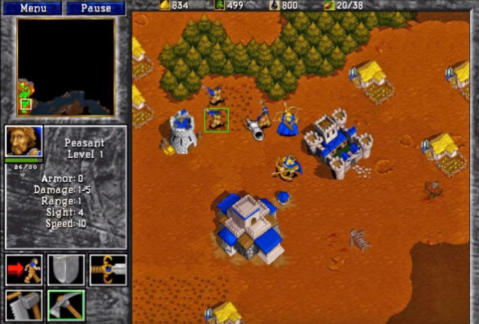Warcraft' and 'Warcraft 2' are now available on GOG com