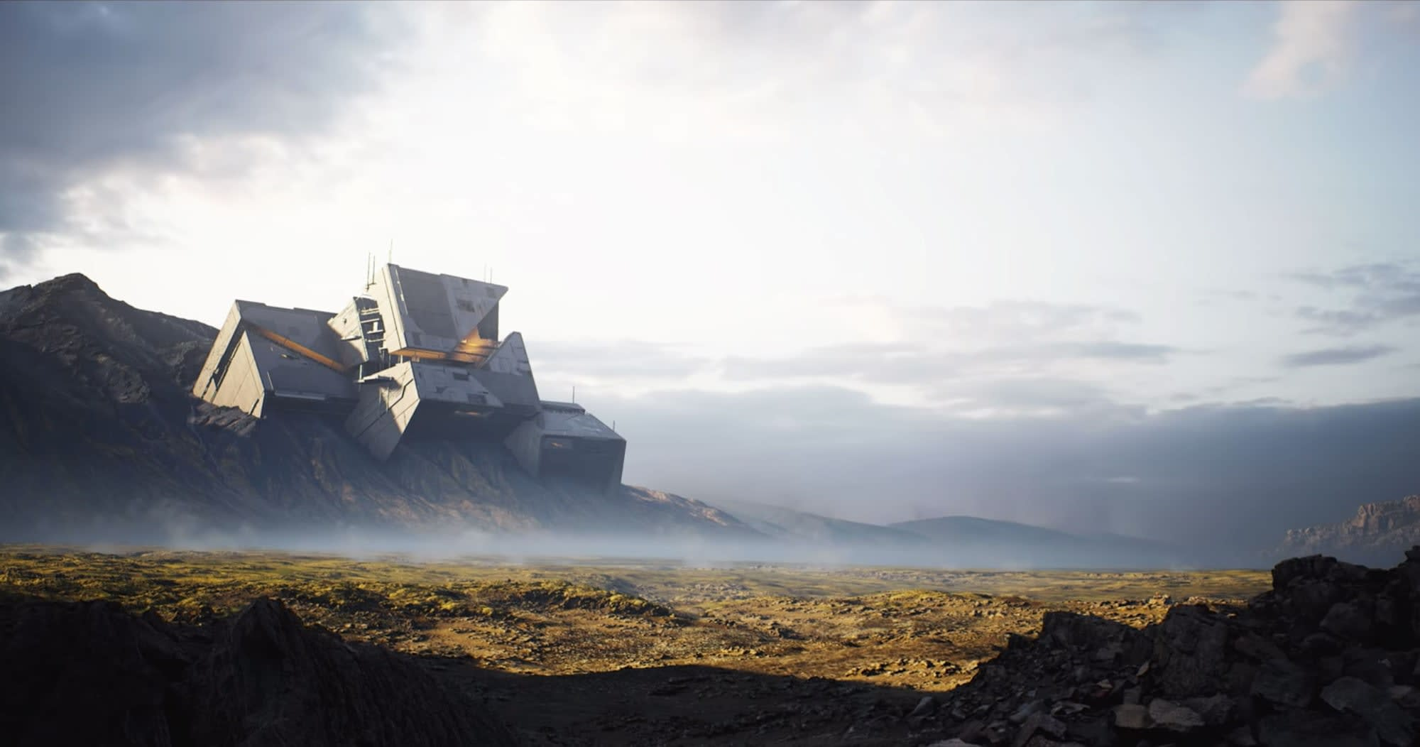 Short film created in Unreal Engine showcases a