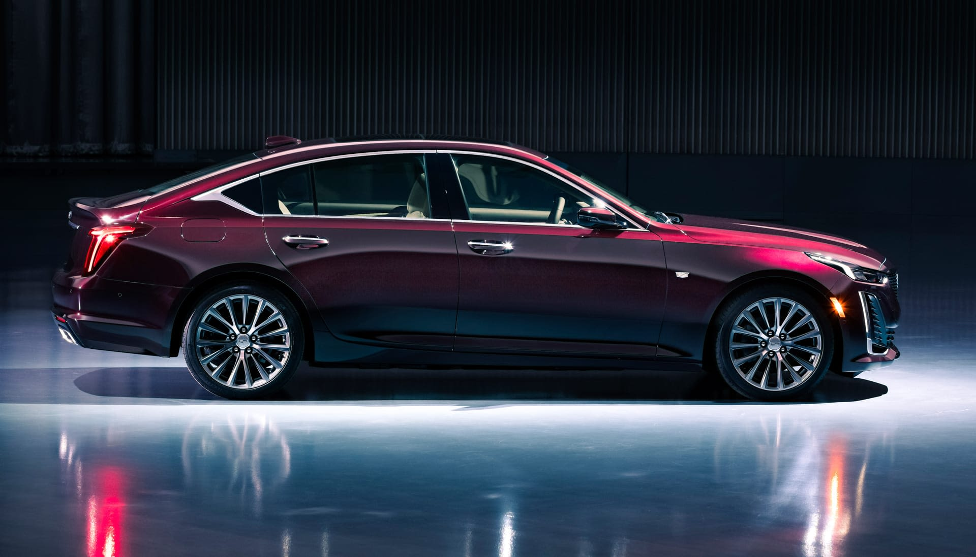 Cadillac Puts Its Hands Off Driver Assistant In The New Ct5