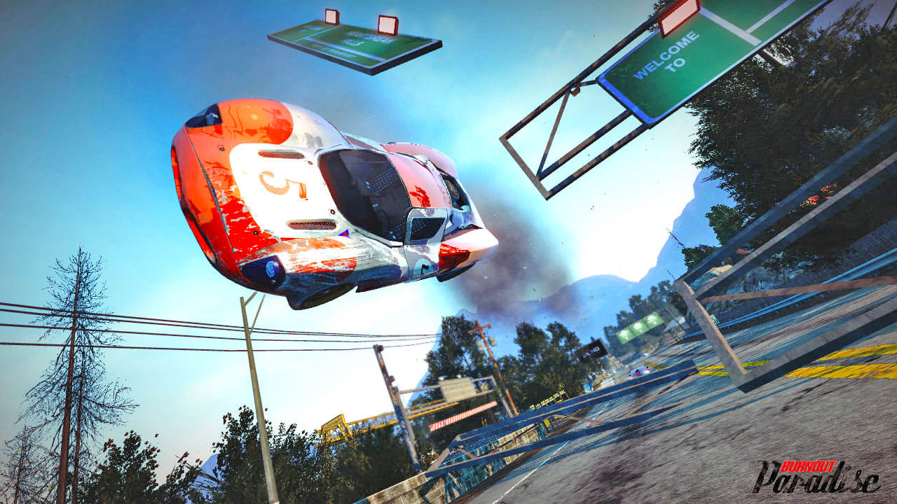 Original 'Burnout Paradise' servers shut down August 1st