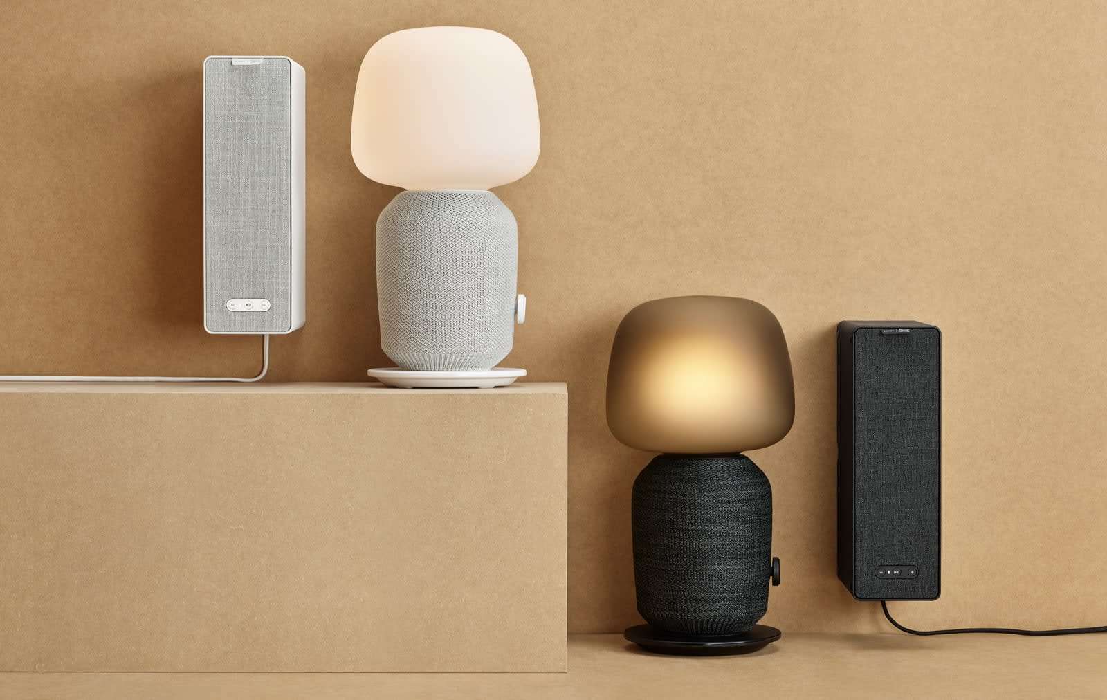 Ikea S Sonos Powered Lamp And Bookshelf Are Speakers In Disguise