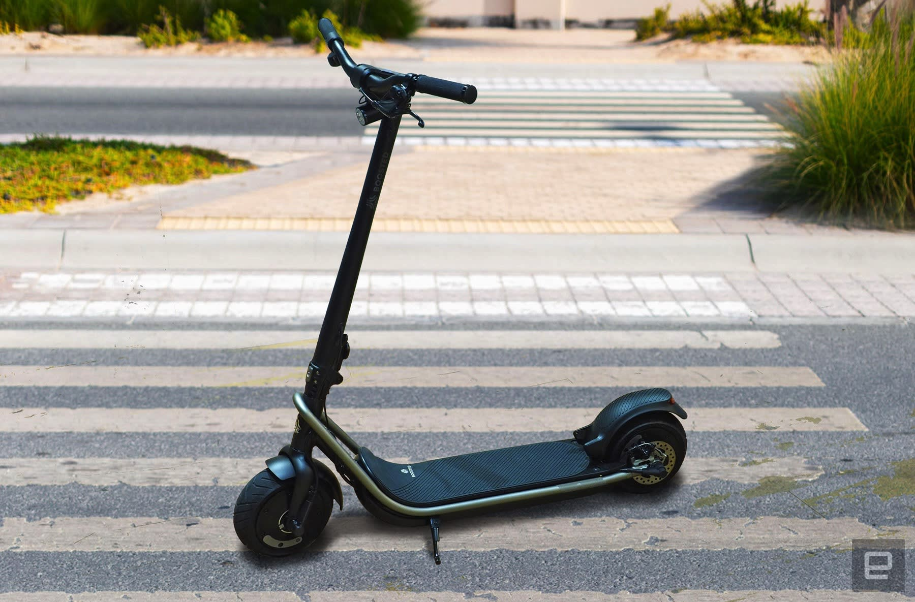 Boosted's next electric ride is the Rev scooter