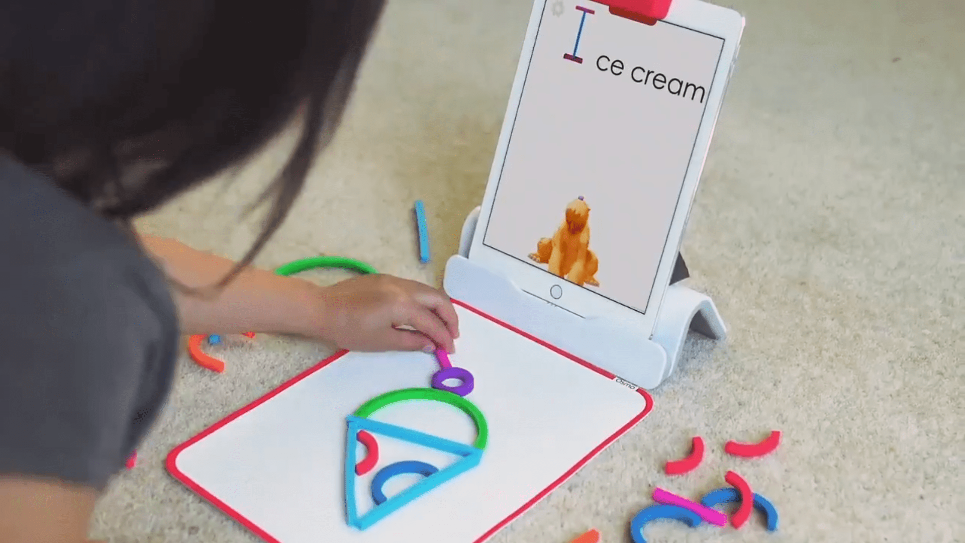 Osmo releases iPad learning kit for preschoolers