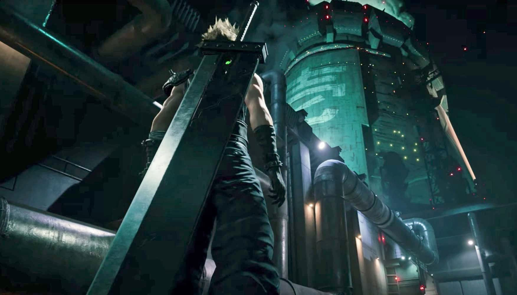 How many times do I have to buy 'Final Fantasy VII'?
