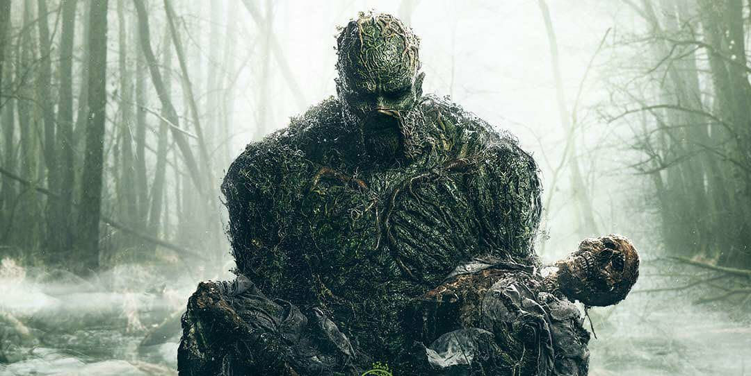DC Universe cancels 'Swamp Thing' after a single episode