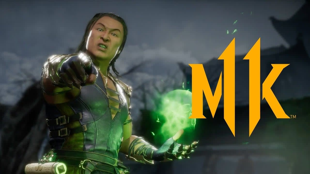 Mortal Kombat 11' DLC trailer shows Shang Tsung, confirms Spawn