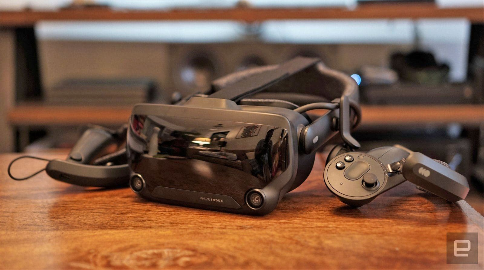 Valve Index hands-on: Impressive, expensive, inconvenient VR