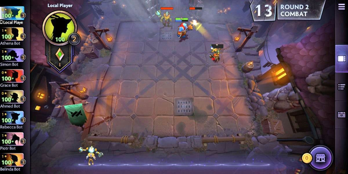 Valve's 'Dota Underlords' open beta launches on Android, iOS and PC