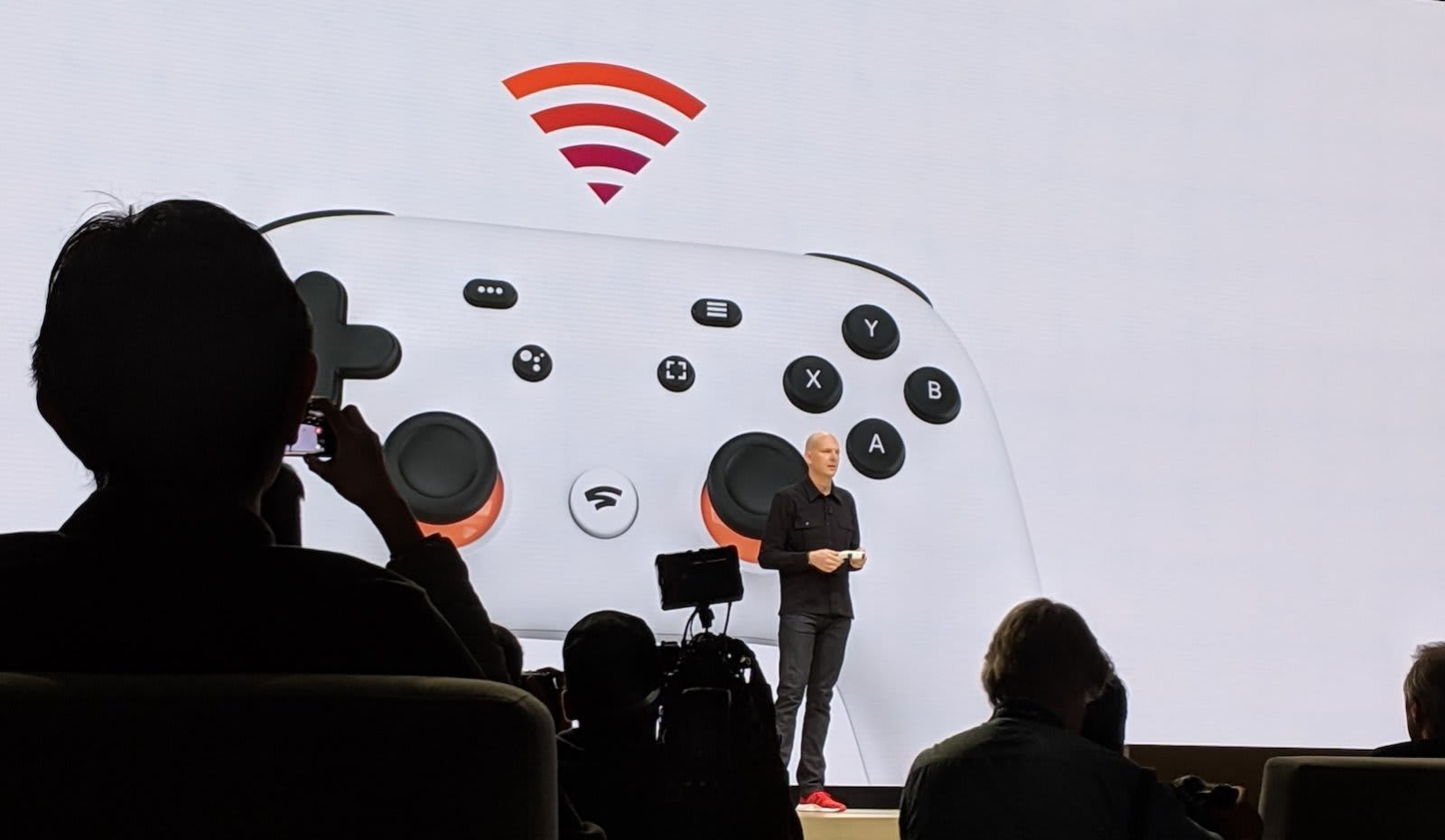 The Morning After: Google's streaming game service launches in November