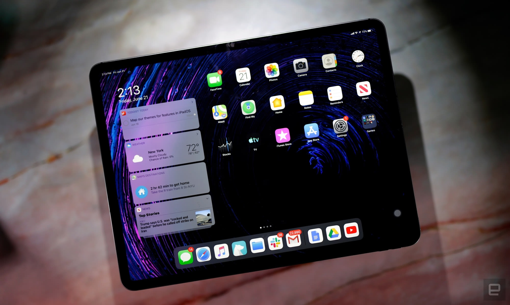 iPadOS makes Apple's tablets feel like a priority again
