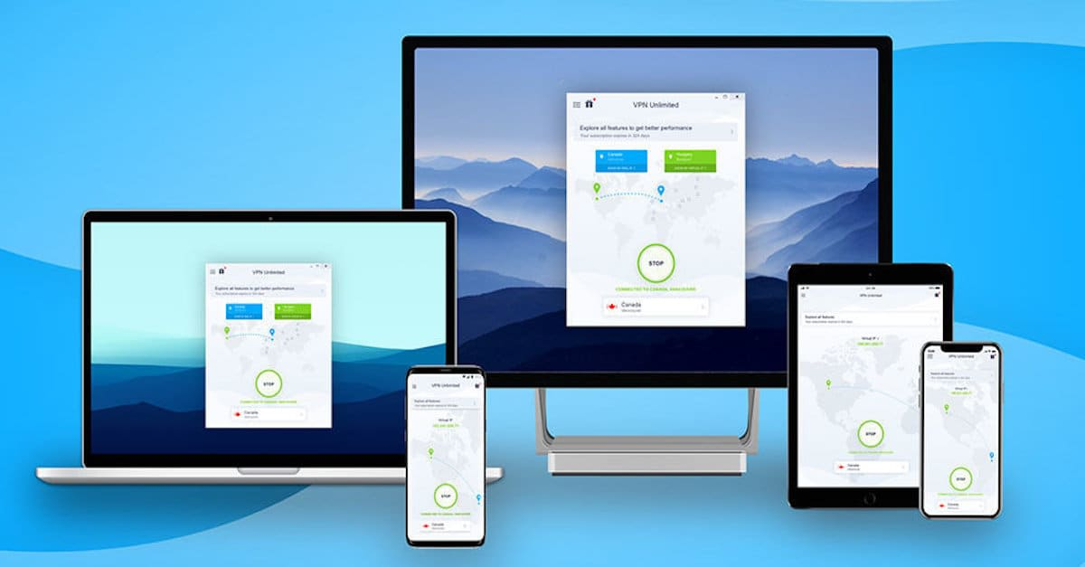 You can get a lifetime of VPN Unlimited for only $40