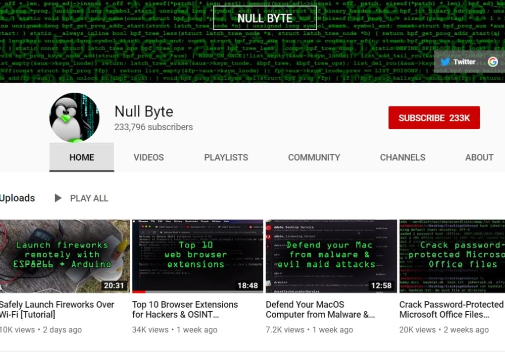 YouTube says its policy on 'instructional' hacking videos isn't new