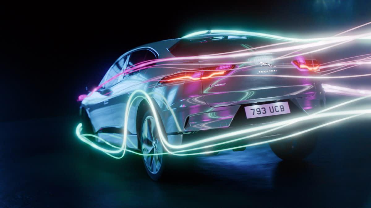 Jaguar confirms that the I-Pace team is building an electric XJ