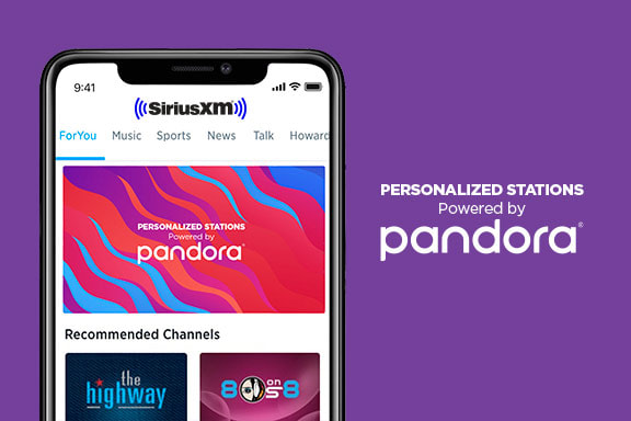 Sirius Xm Channels List 2020.Siriusxm Lets You Customize Music Stations With Pandora