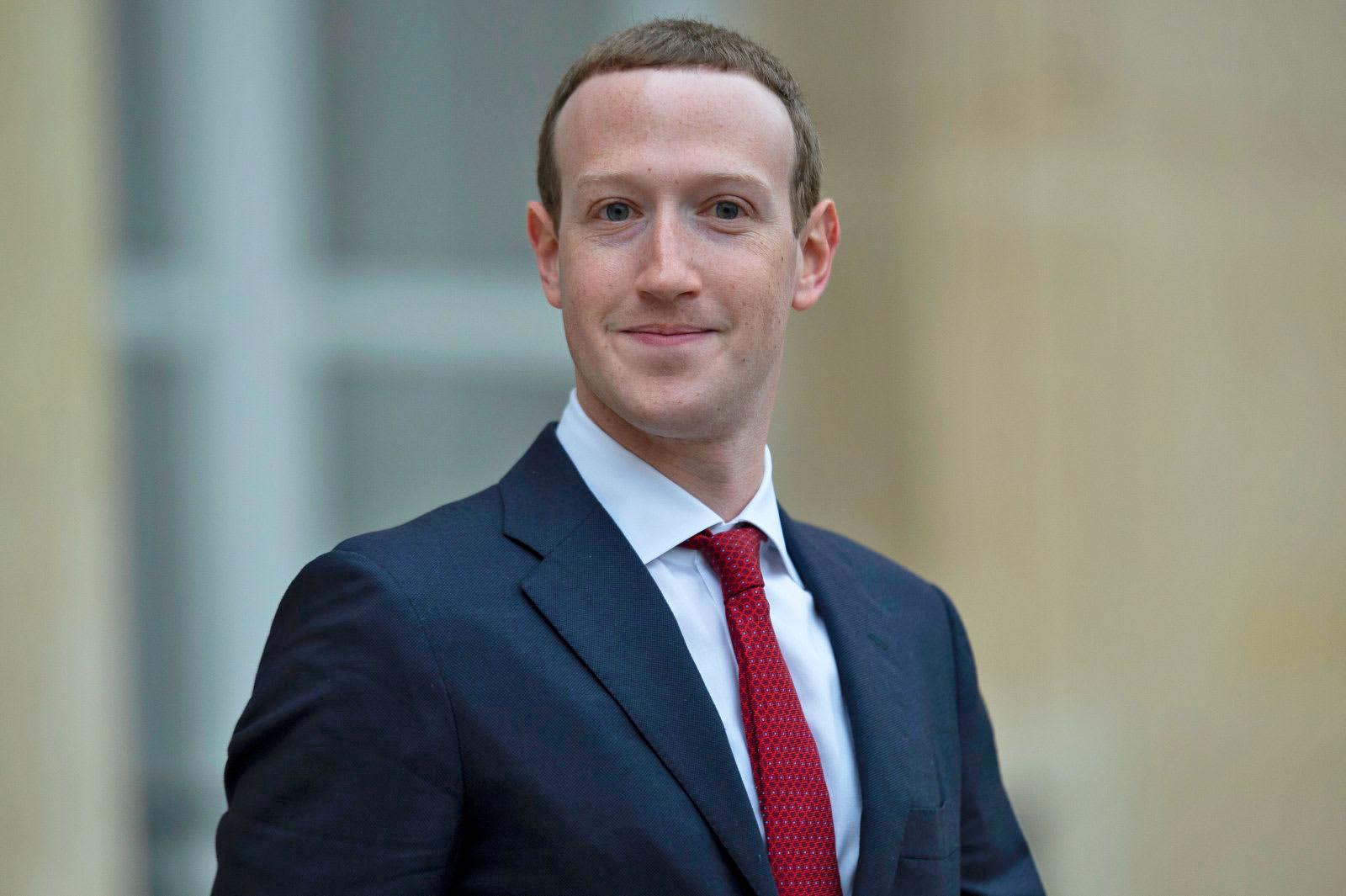 Facebook will pay $5 billion fine for Cambridge Analytica