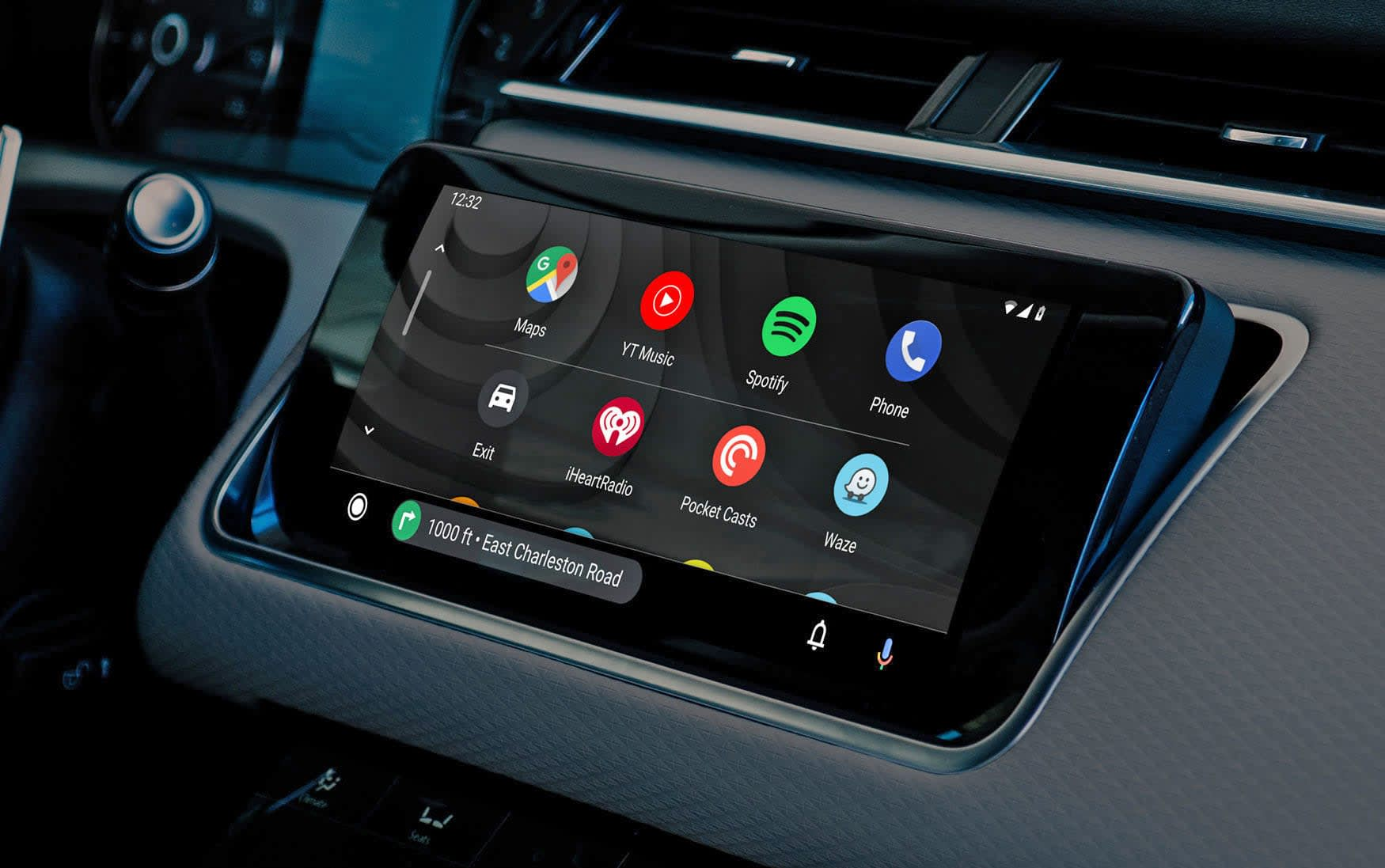 Google S Android Auto Update Makes Launching And Using Apps Safer