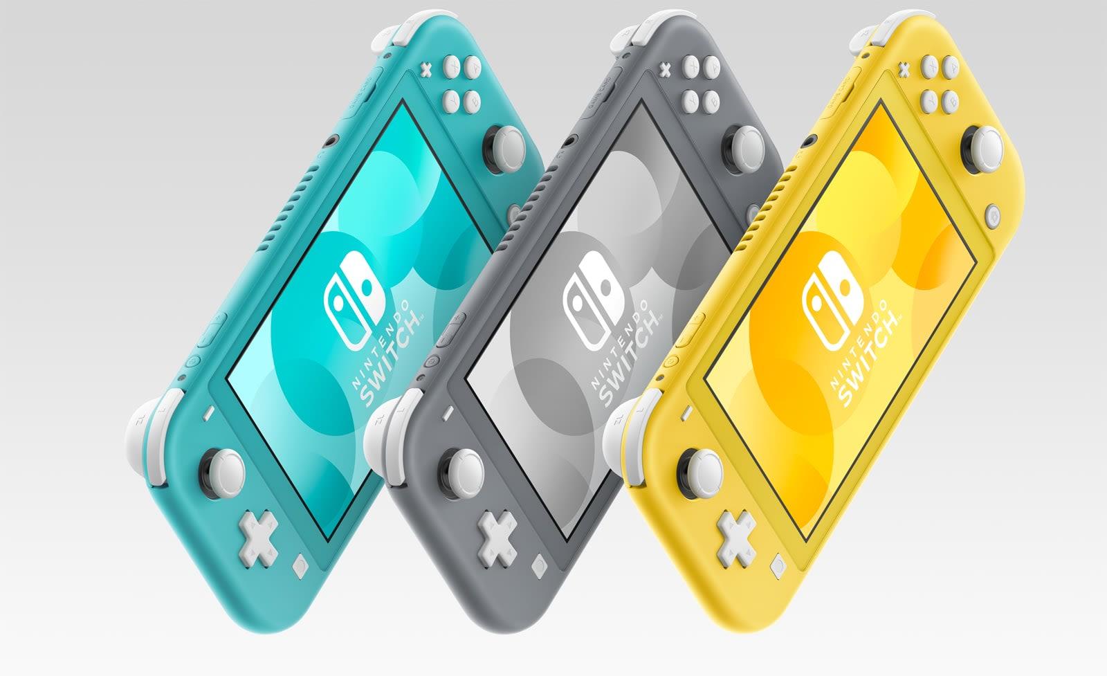 Resultado de imagen para Nintendo Switch Lite