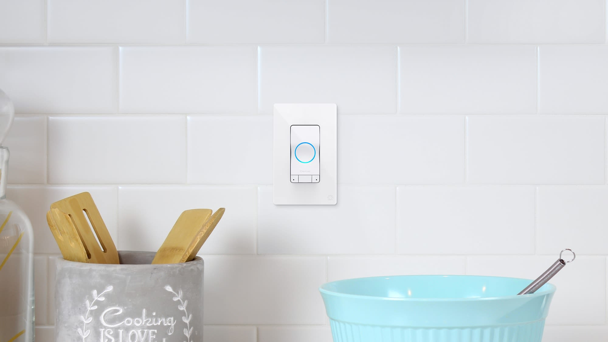 iDevices' Alexa-powered smart light switch finally goes on sale