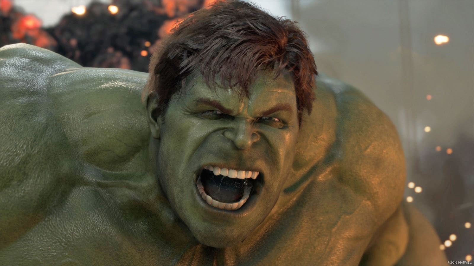 Playing Marvel's Avengers, a living RPG with microtransactions
