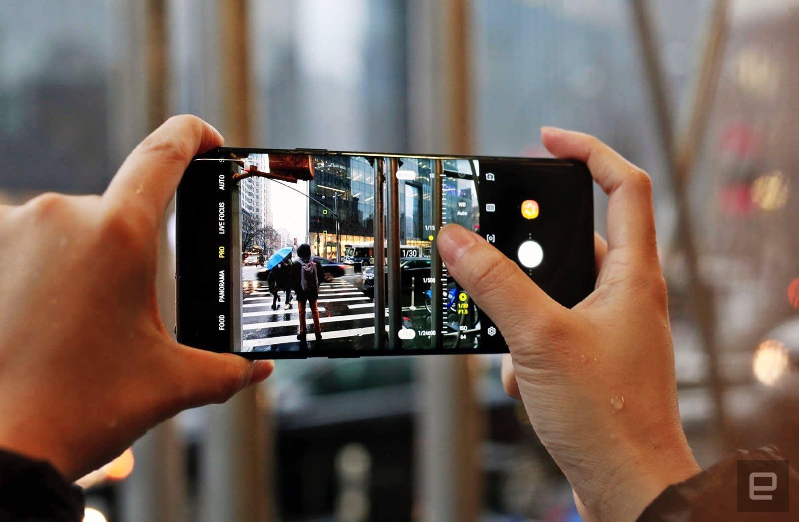 The Morning After: Samsung's 108-megapixel smartphone camera sensor