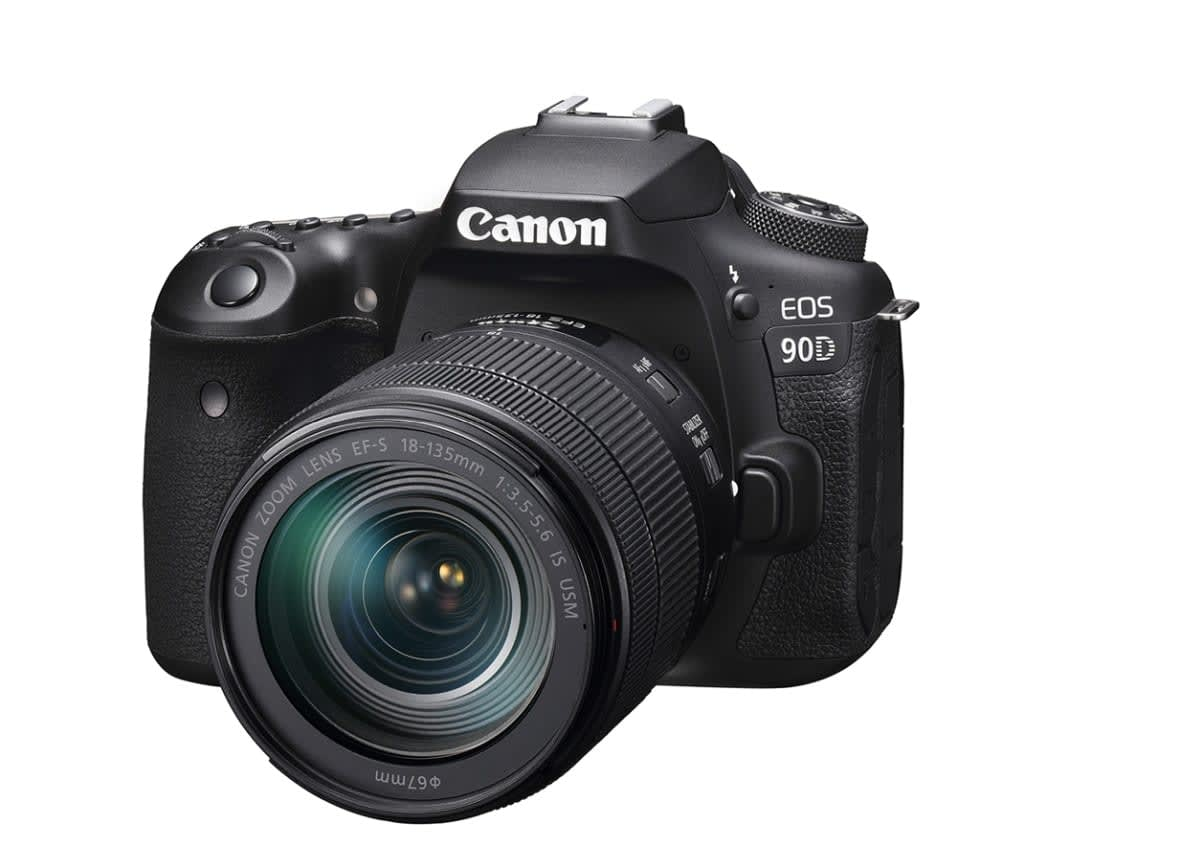Canon's EOS 90D DSLR and mirrorless EOS M6 Mark II pack 32 5