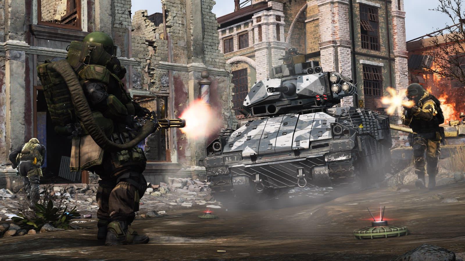 Call of Duty: Modern Warfare' multiplayer beta kicks off in