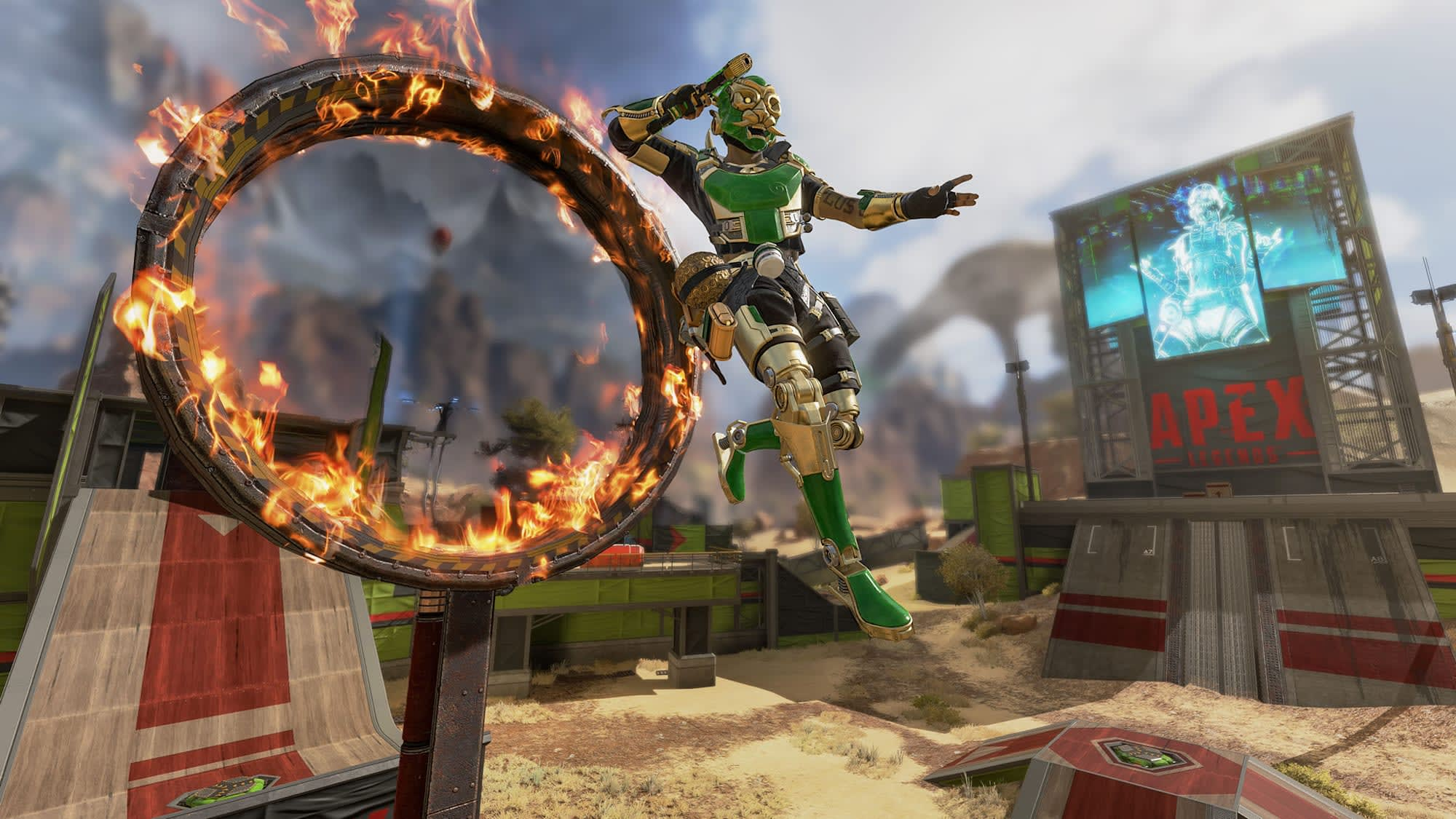 'Apex Legends' Iron Crown event goes live with solo mode
