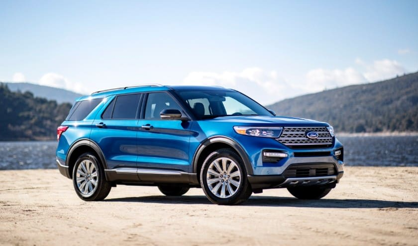 The 2020 Ford Explorer Hybrid delivers towing power and 500 miles per tank