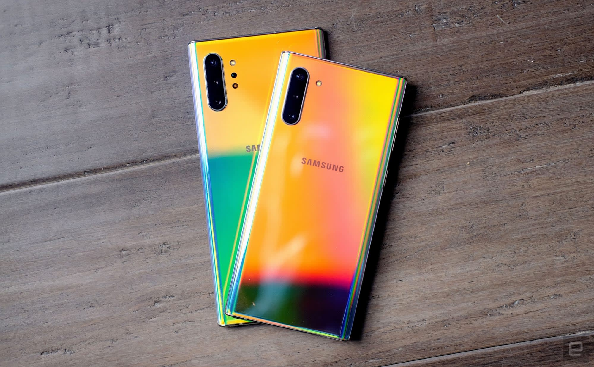 Image of samsung galaxy note 10