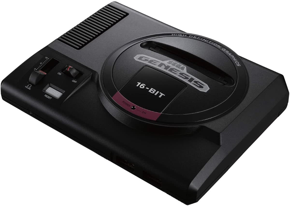 The Morning After: Sega delivers the best mini console yet