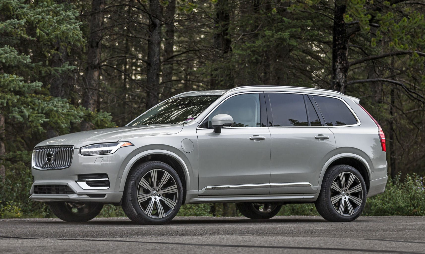 Volvo's XC90 brings Swedish minimalism to a sea of luxury SUVs