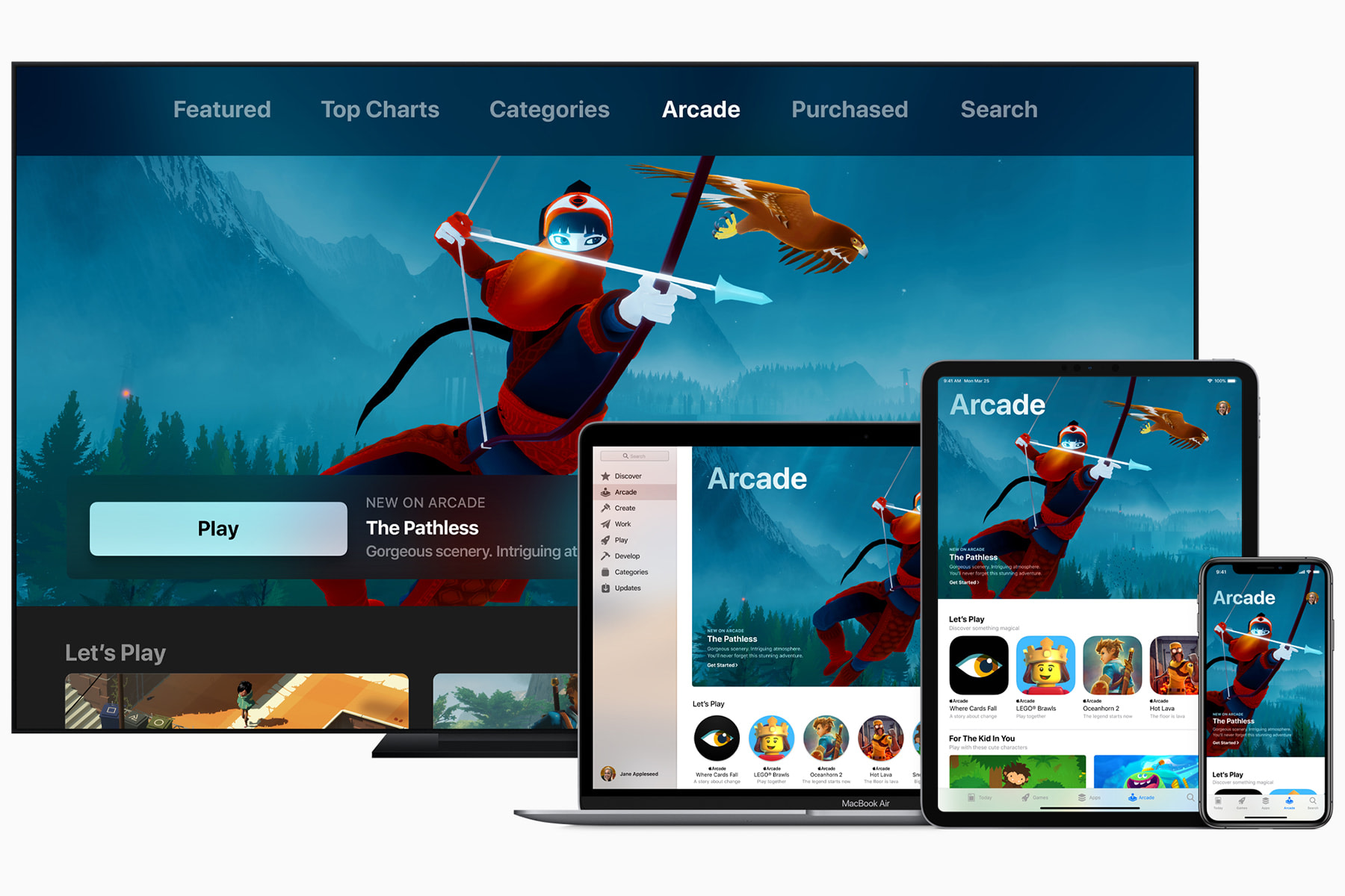 Apple Arcade will cost $4 99 per month and launch September 19th