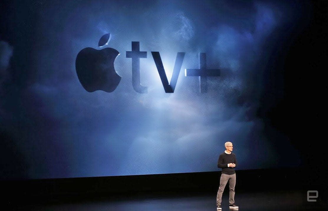Apple offers three-month TV+ trial to 'Emmy' magazine subscribers