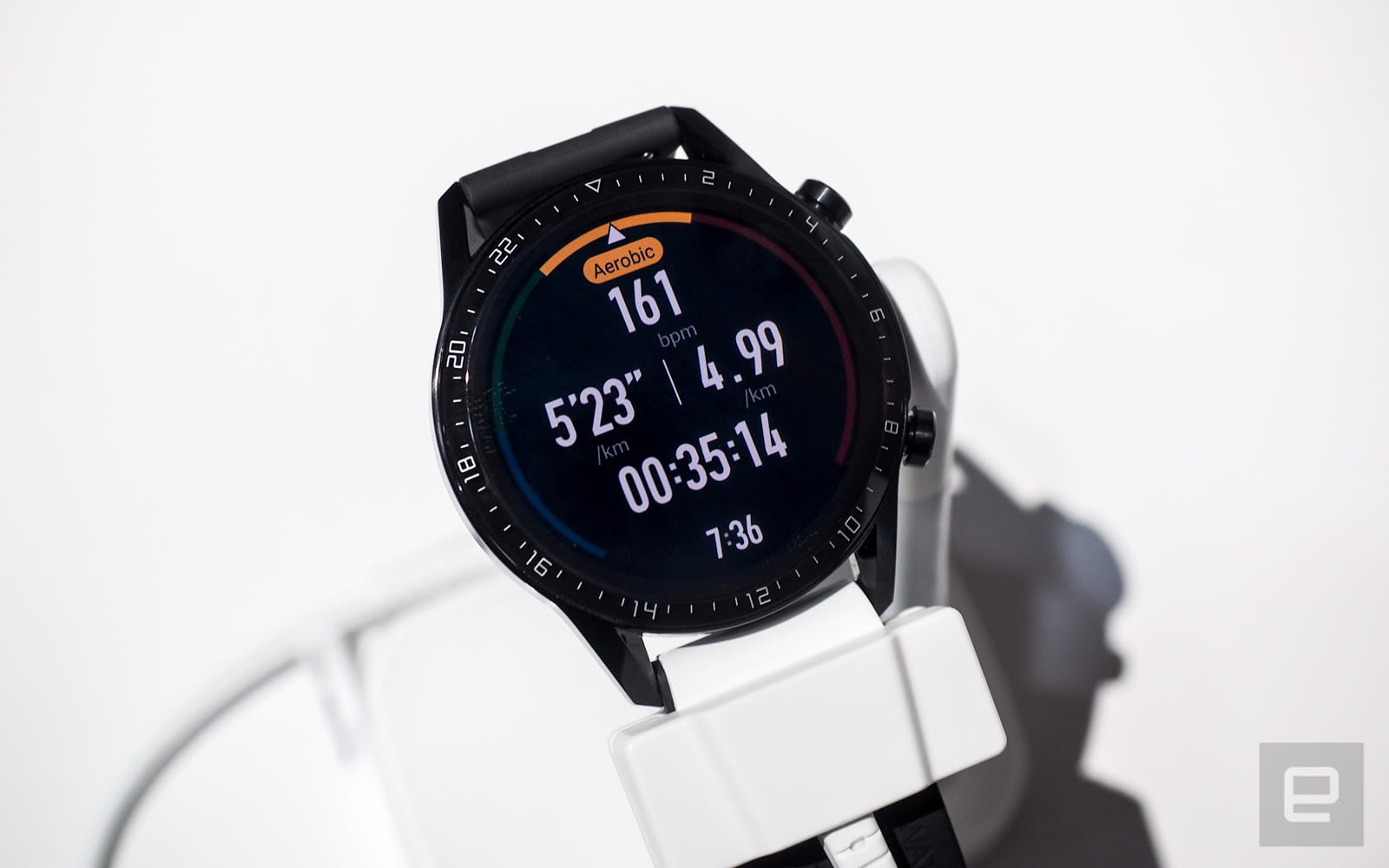 Huawei says Watch GT 2 has two weeks of battery life