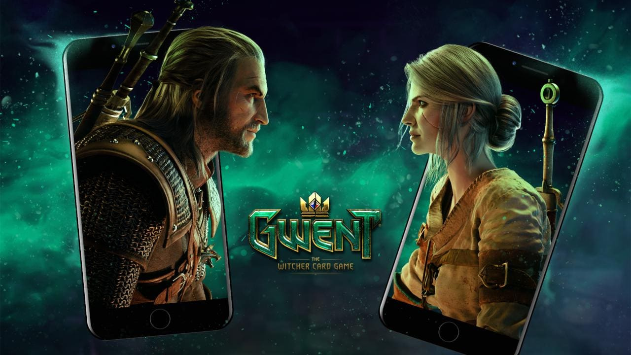 'Gwent: The Witcher Card Game' comes out on iOS on October 29th