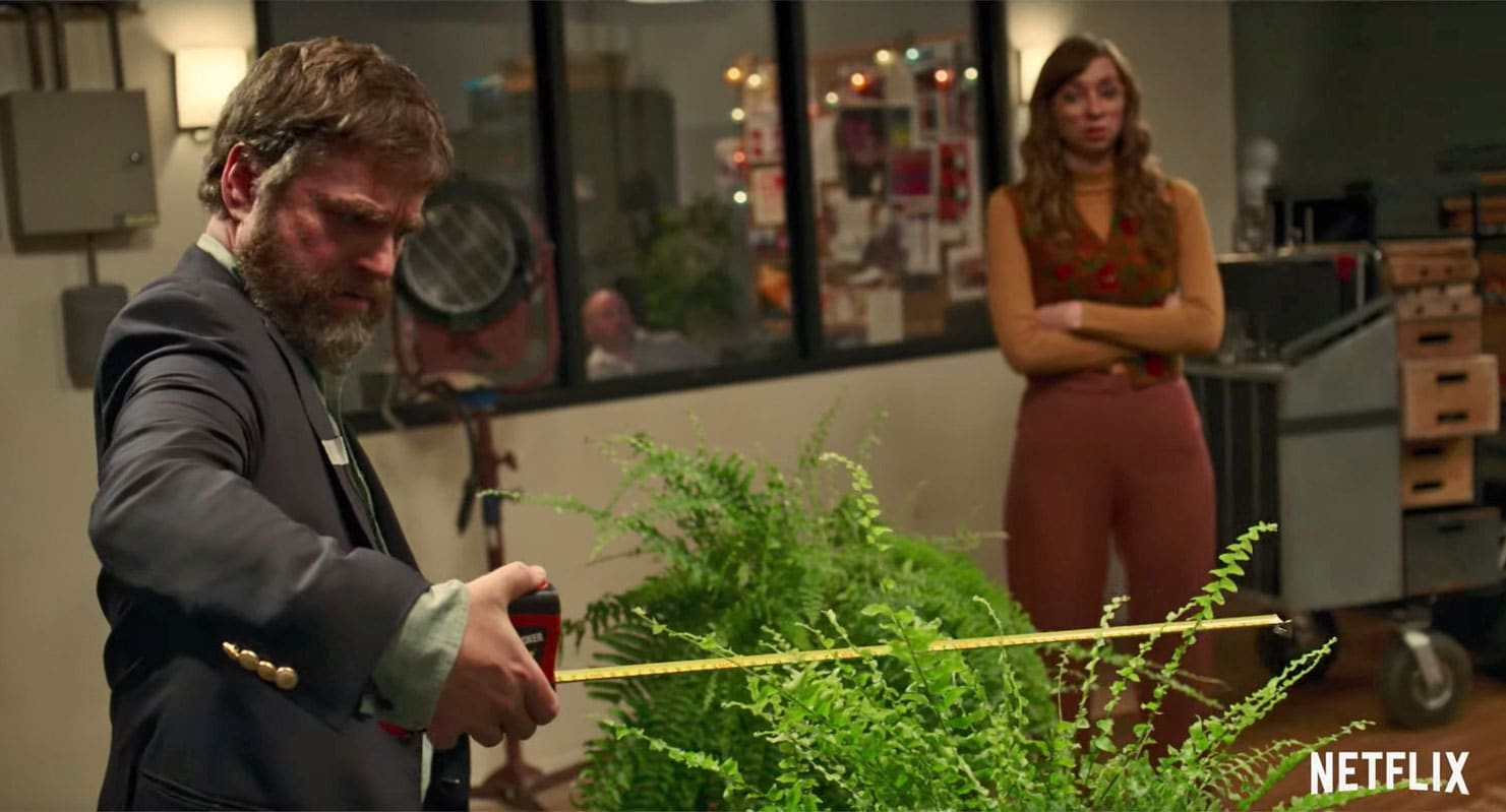 Netflix's 'Between Two Ferns' trailer looks as ridiculous as