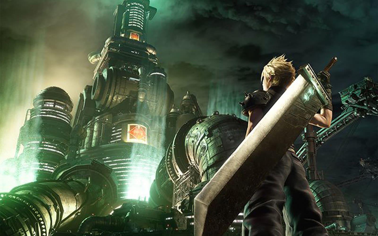 Resultado de imagem para final fantasy VII