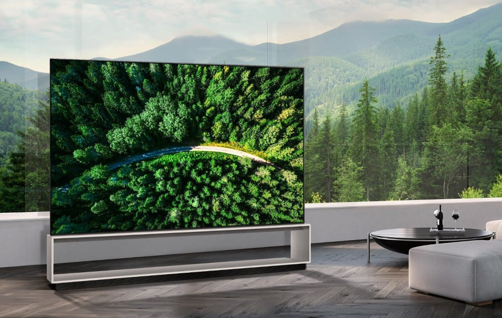 Lgs Mammoth 88 Inch 8k Oled Tv Goes On Sale Engadget