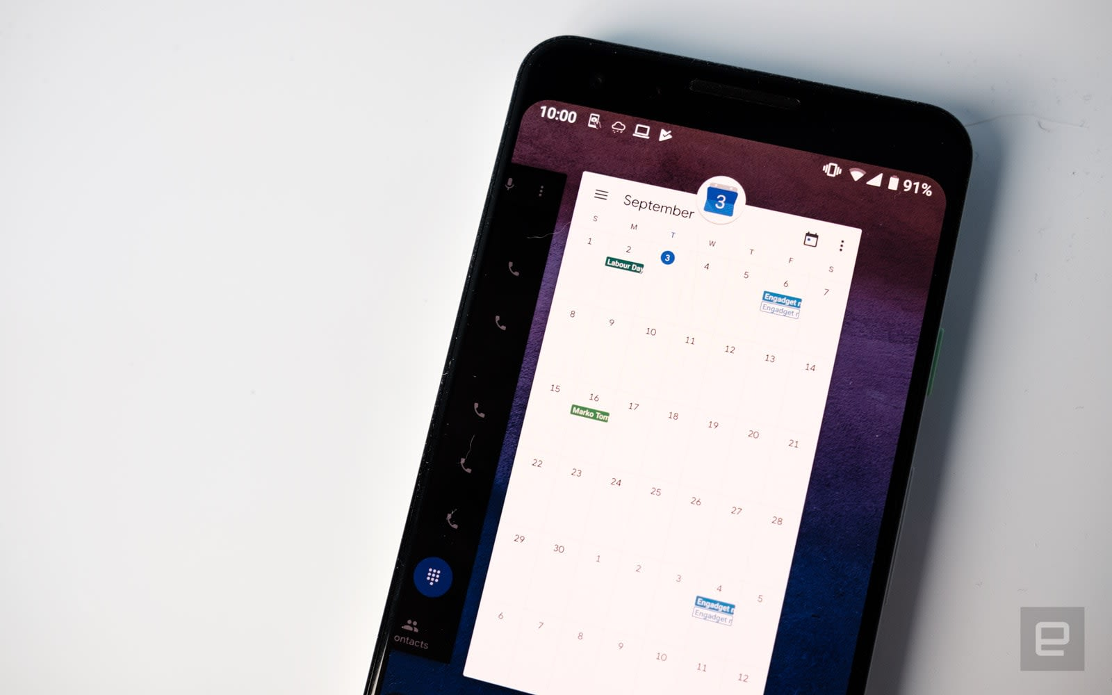 Google is working on a fix for malicious Calendar spam