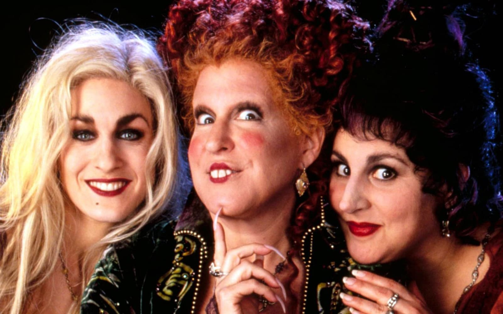 Link to more information around Hocus Pocus sequel on Disney+