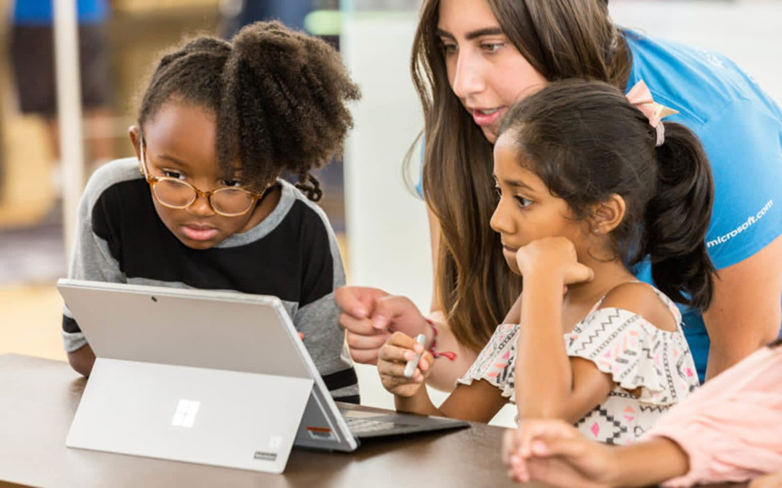 Girl Scouts can earn five STEM badges through Microsoft partnership