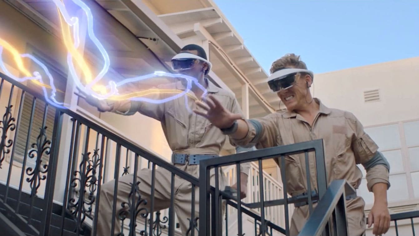 Sony is launching an AR 'Ghostbusters' experience in Japan