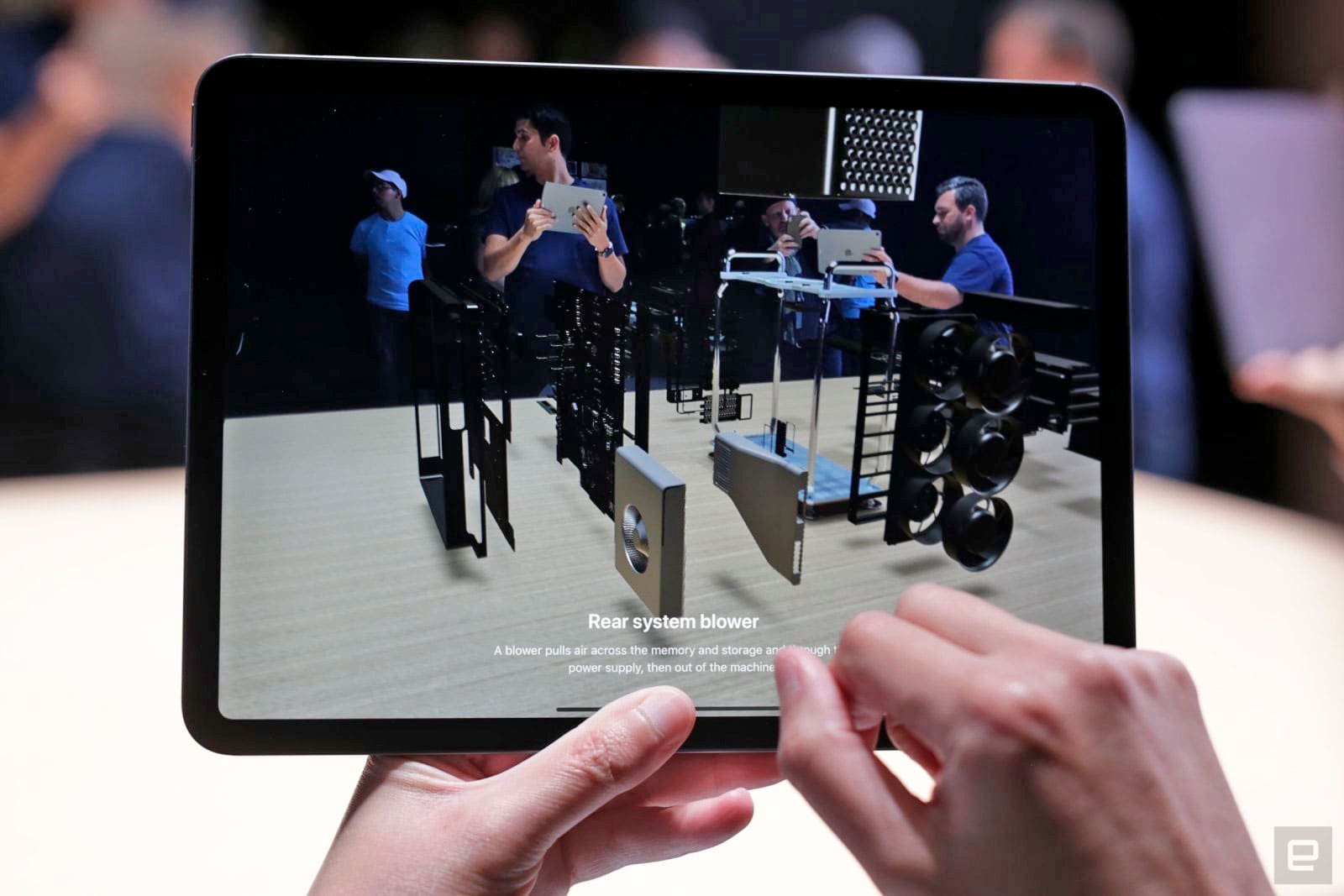More signs point to Apple's AR headset arriving in 2020