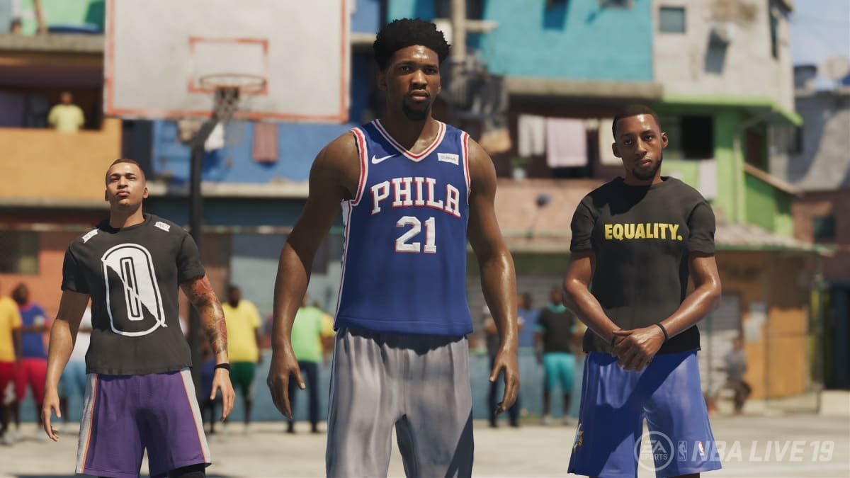 Nba Games 2020.Ea S Nba Live Franchise Is Out For The Season Again