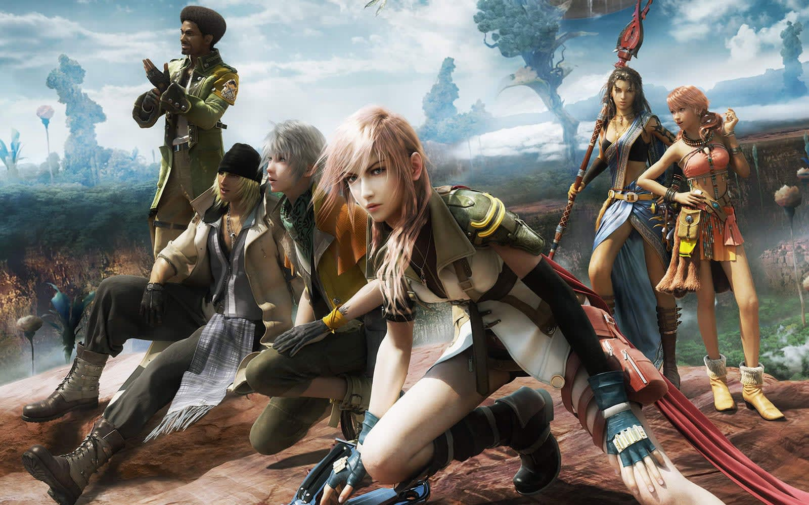 Xbox Games Black Friday 2020.Microsoft Is Adding 10 Final Fantasy Games To Xbox Game
