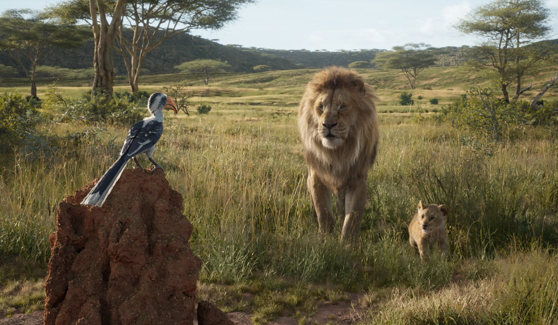 Watch how VFX artists crafted Disney's 'The Lion King' remake