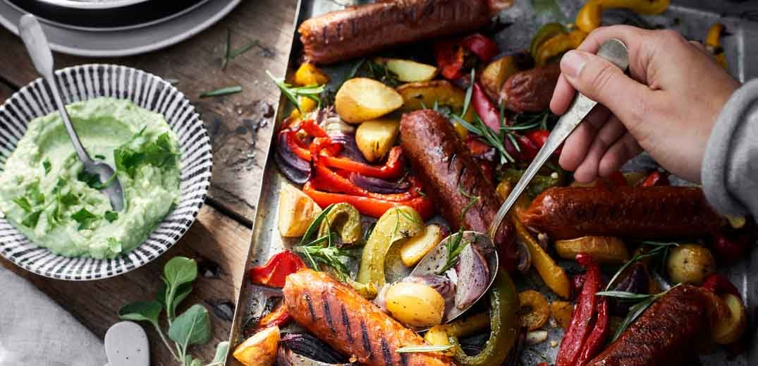 Nestlé adds sausages to its range of plant-based meats