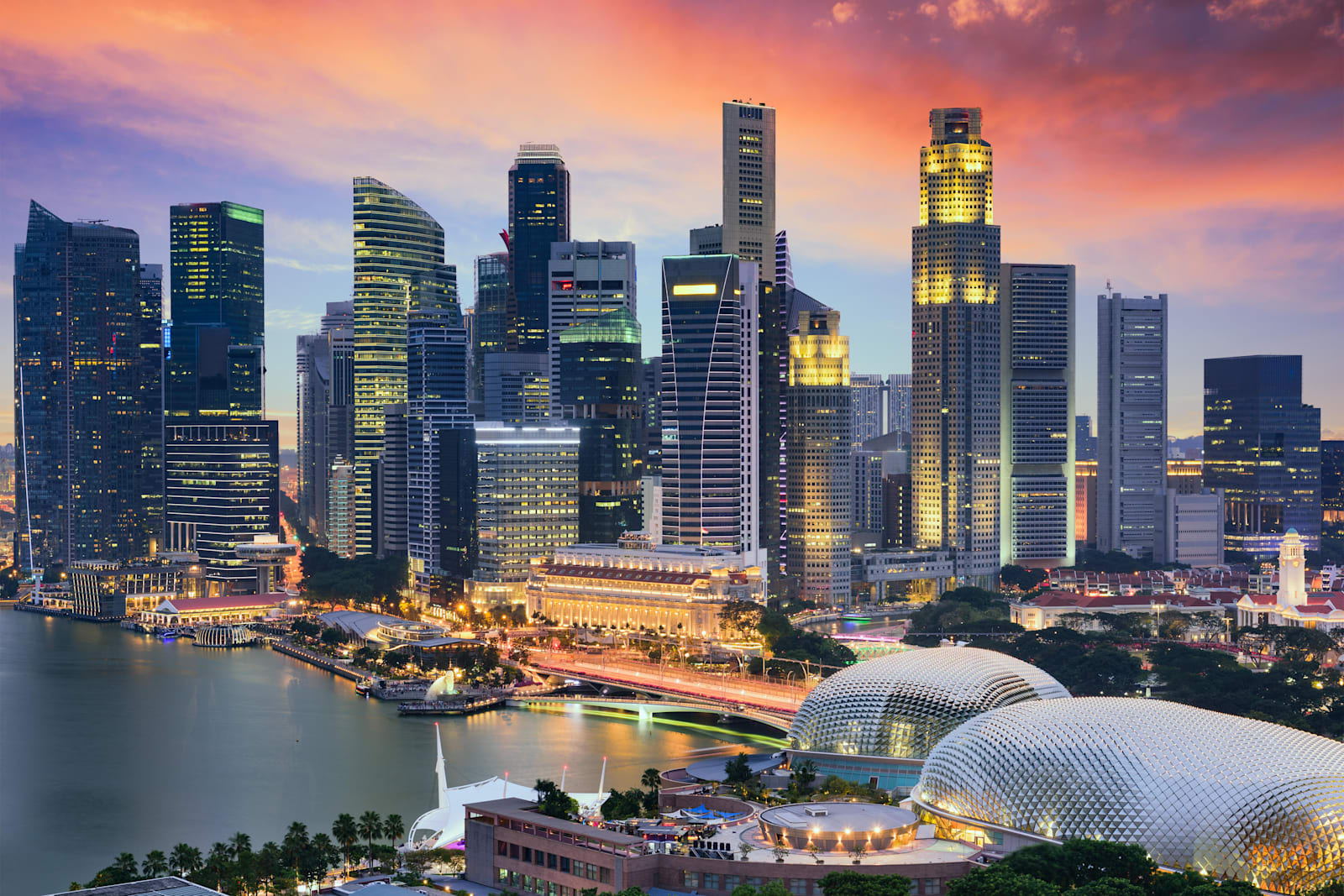 Singapore is striving to be the world's first 'smart city'